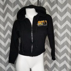 HALREY DAVIDSON 110th Ann. black hoodie